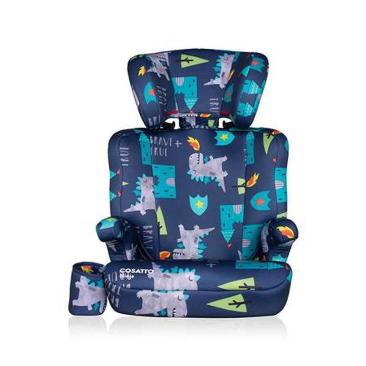 Cosatto Ninja Group 2/3 Child Car Seat - Dragon Kingdom