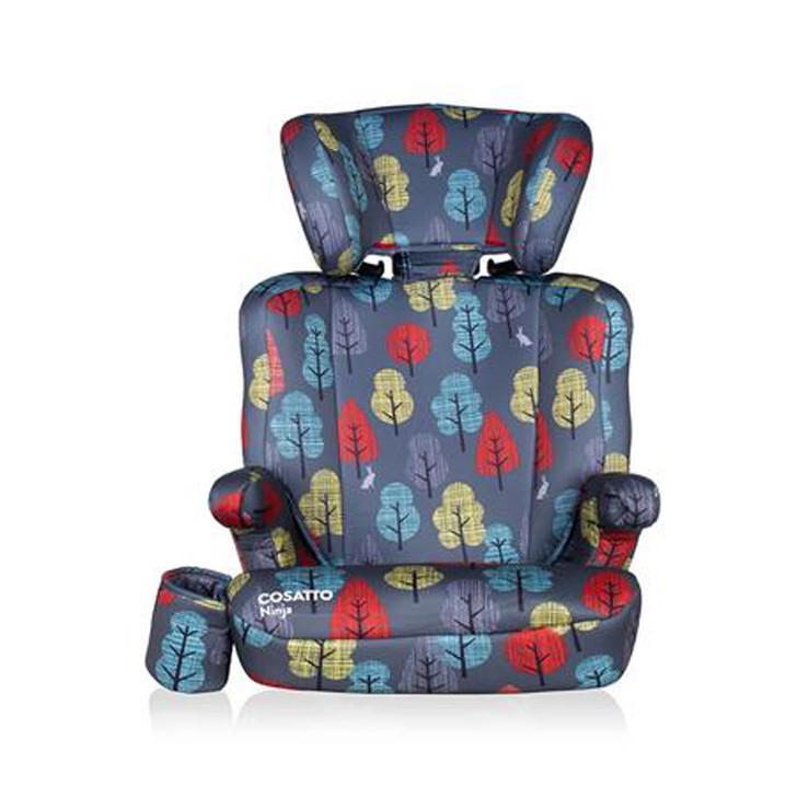 Cosatto Ninja Group 2/3 Child Car Seat - Harewood