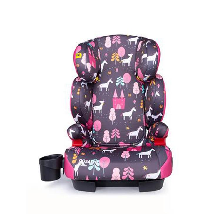 Cosatto Sumo Group 2/3 Isofit Child Car Seat - Unicorn Land
