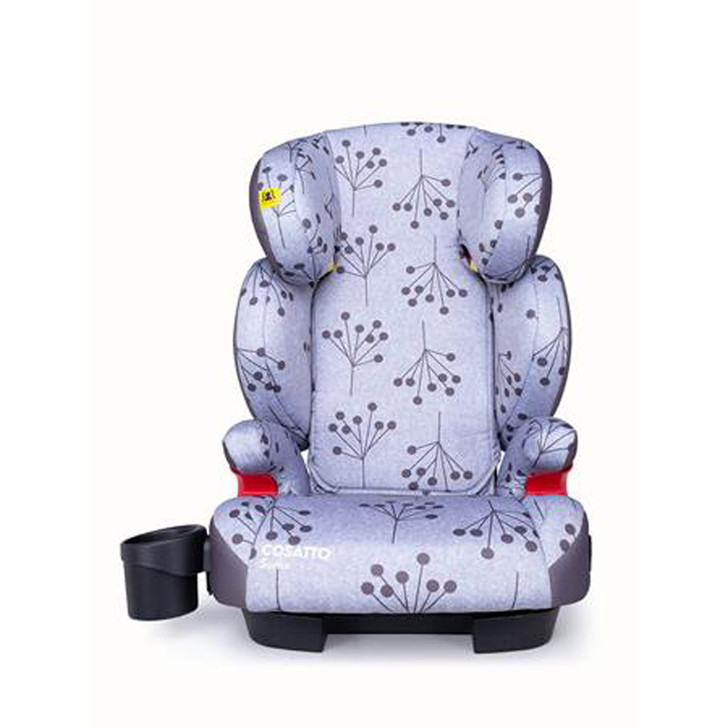Cosatto Sumo Group 2/3 Isofit Child Car Seat - Hedgerow