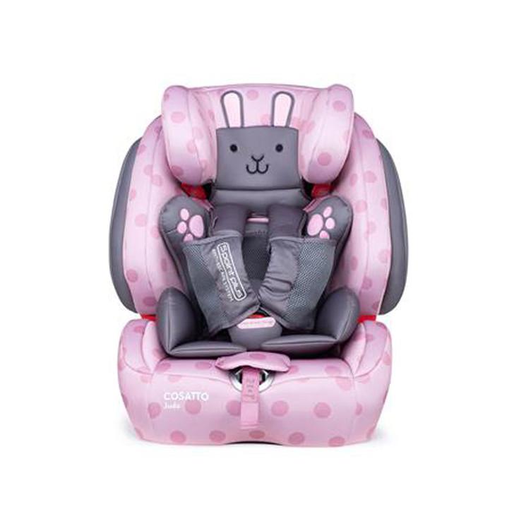 Cosatto Judo Group 123 Isofix Car Seat - Bunny Buddy