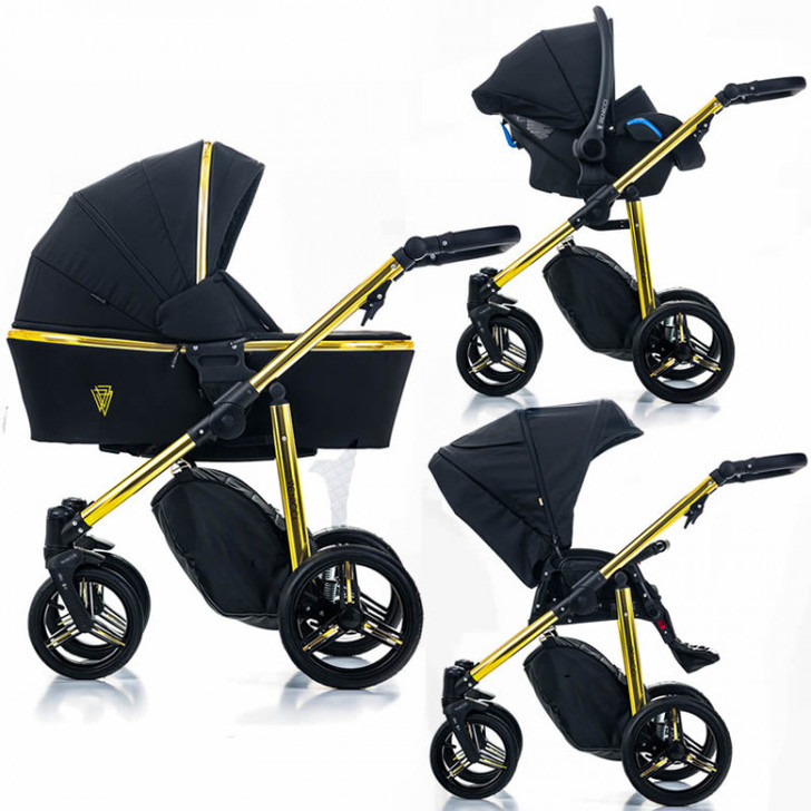 Venicci Special Edition Travel System - Gold