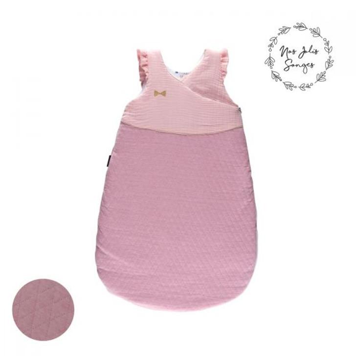 Candide 3 Tog Baby Sleeping Bag (0-6mths) - Pink