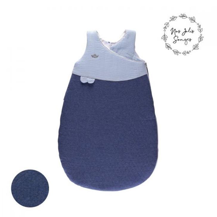 Candide 3 Tog Baby Sleeping Bag (0-6mths) - Blue