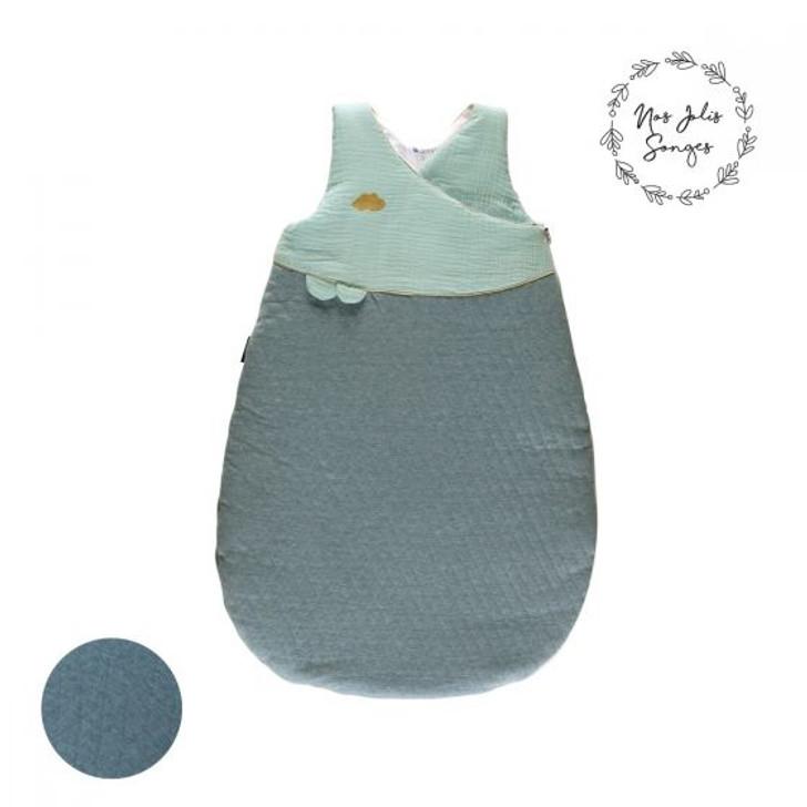Candide 3 Tog Baby Sleeping Bag (0-6mths) - Green
