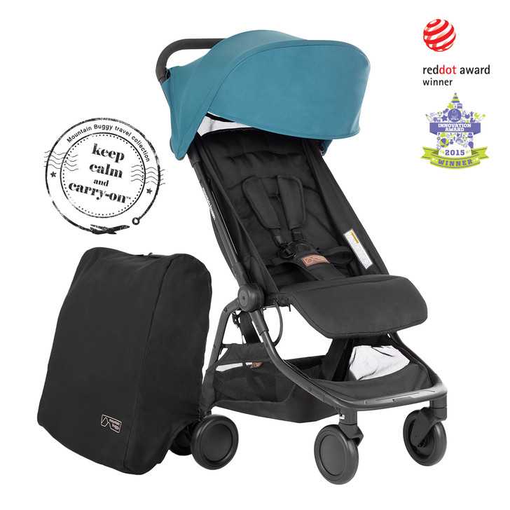Mountain Buggy Nano™ Stroller - Teal