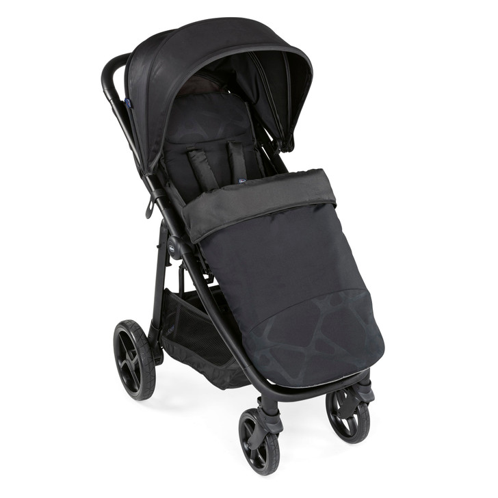 Chicco Multiride All-Terrain Stroller - Jet Black