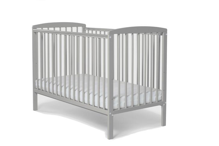 Baby Elegance Starlight Cot - Grey