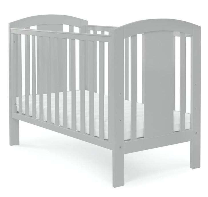 Baby Elegance Laba Cot- Grey  - Eurobaby