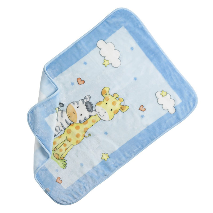 Baby Elegance Fleece Blanket
