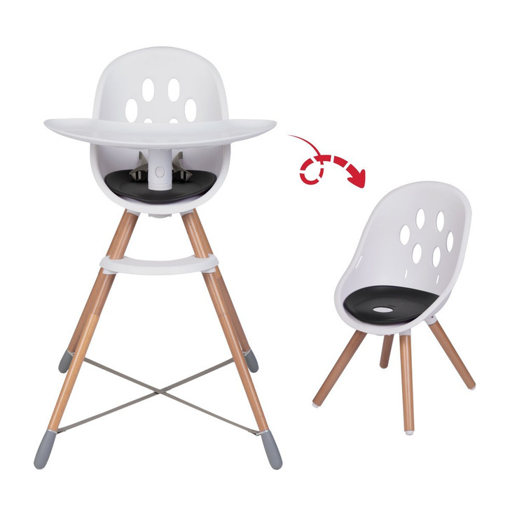 Phil & Ted Poppy High Chair - Wood