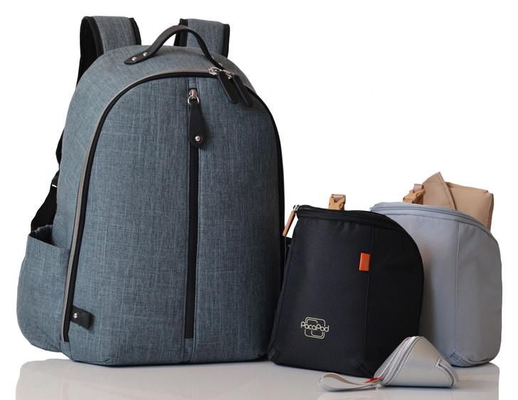 Picos Back Pack - Slate