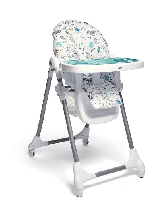 Mamas & Papas Snax High Chair - Happy Planet