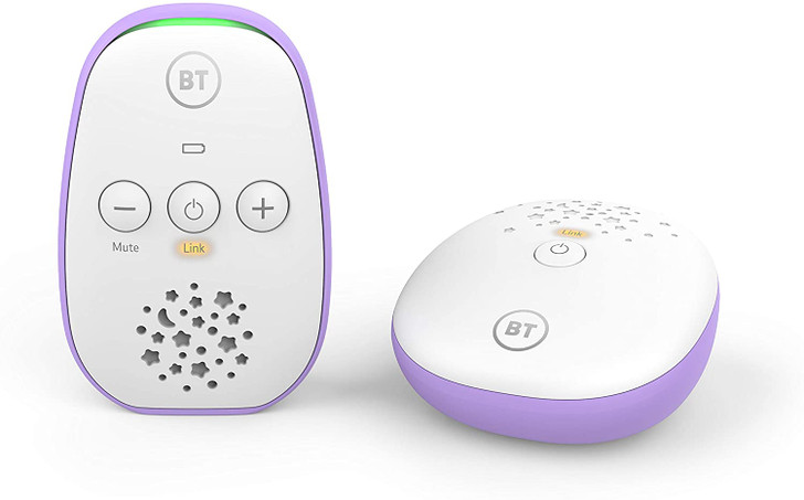 BT 400 Audio Baby Monitor