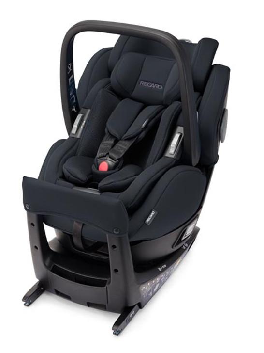 Recaro Salia Elite i-Size Car Seat - Black