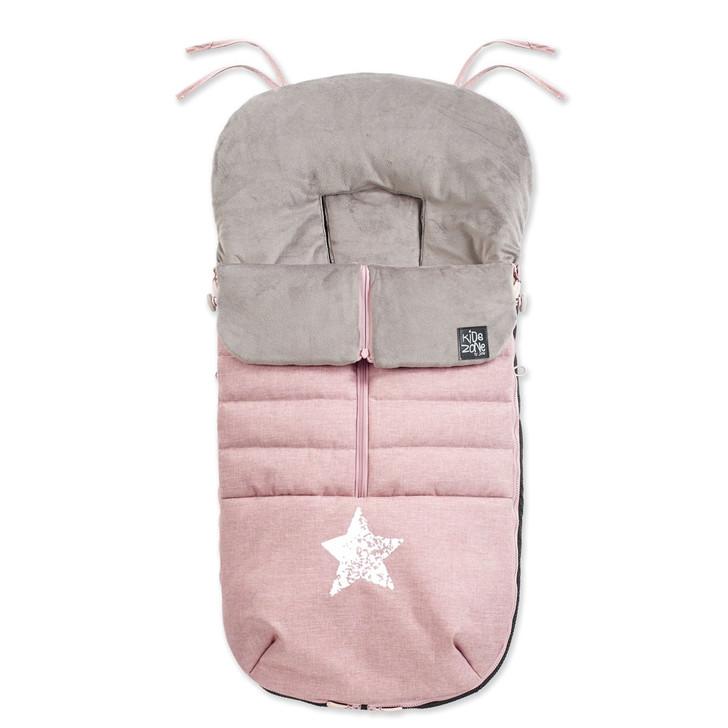 Jane Nest Universal Pushchair Footmuff - Boho Pink