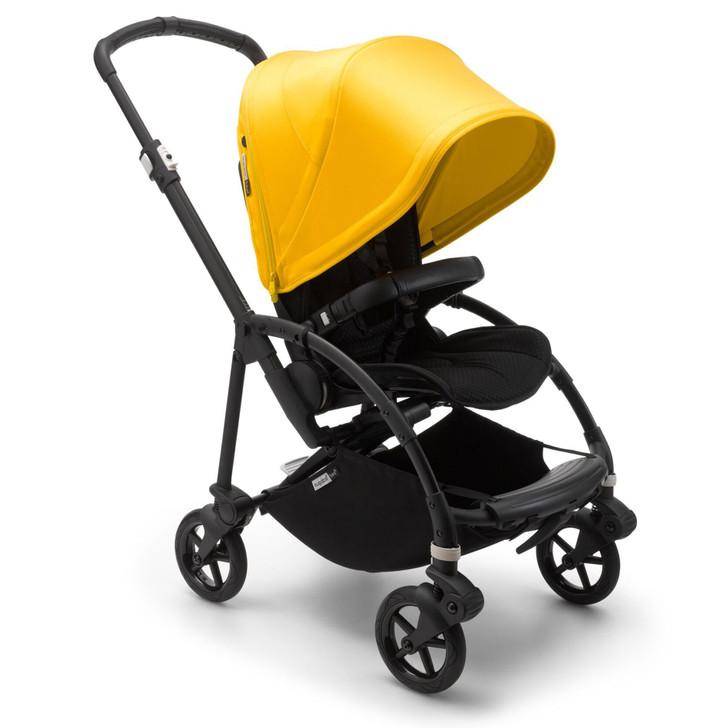 Bugaboo Bee 6 Stroller - Black/Yellow
