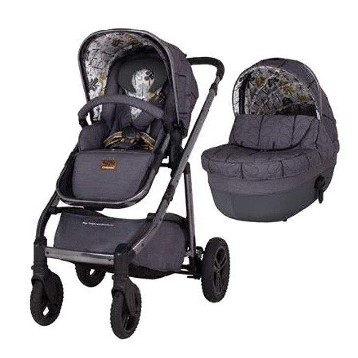 Cosatto Wow Continental Travel System - Fika Forest