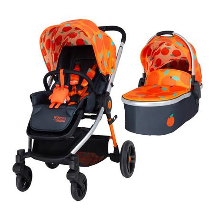 Cosatto Wowee Travel System - So Orangey