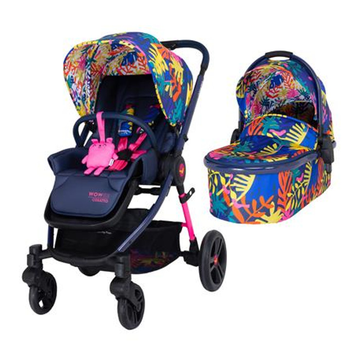 Cosatto Wowee Travel System - Club Tropicana