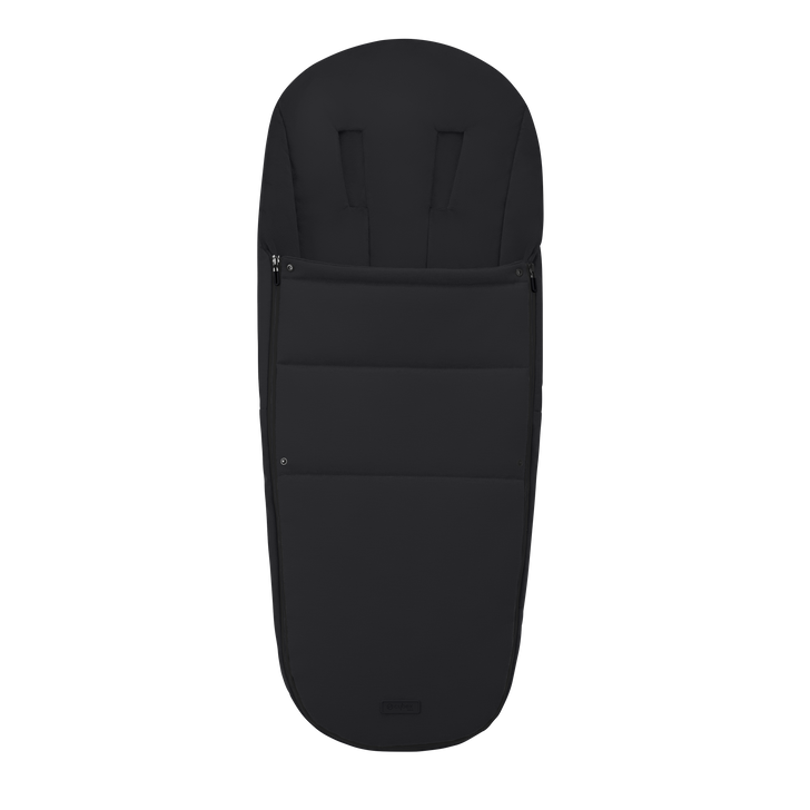 Cybex Gold Collection Footmuff - Black