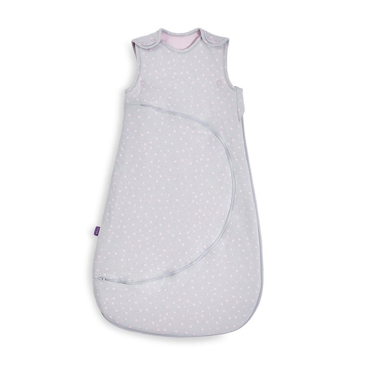 SnuzPouch Baby Sleeping Bag - Rose Spots