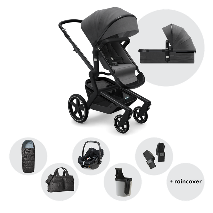 Joolz Day+ 8 Piece Travel System Bundle