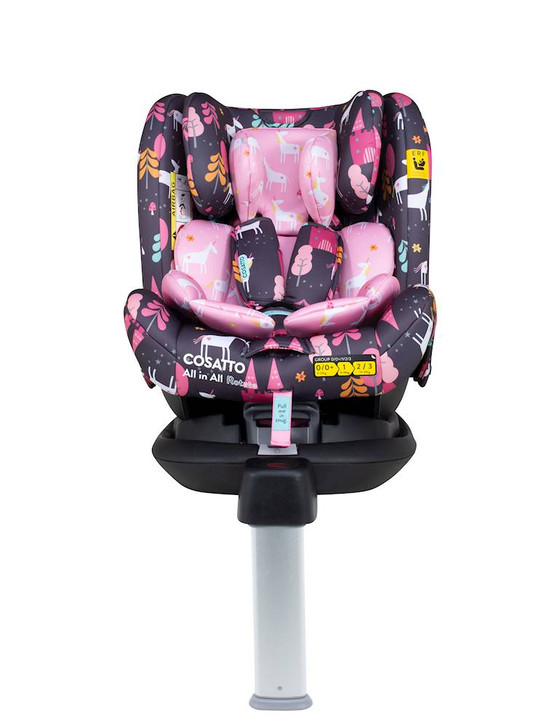 Cosatto All In All Isofix Rotate Car Seat - Unicorn Land - Birth - 12 Years