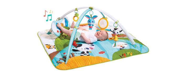 Tiny Love Gymini Kick & Play - Farm Theme