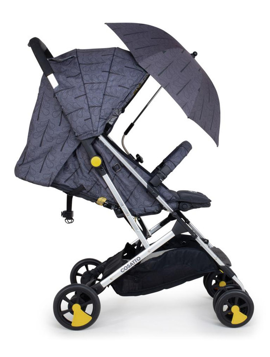Cosatto Woosh 2 Stroller & Parasol Bundle - Fika Forest