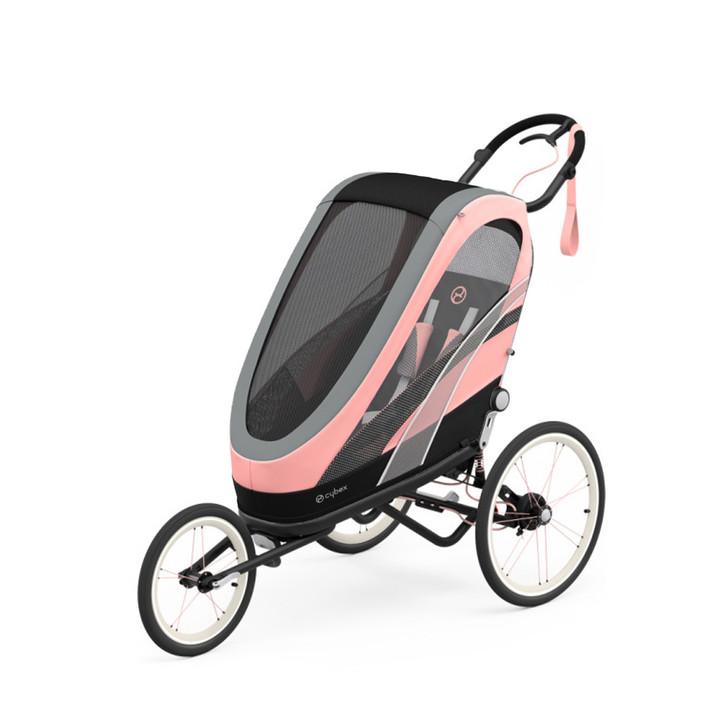 Cybex Sport Zeno - Black/Pink Frame