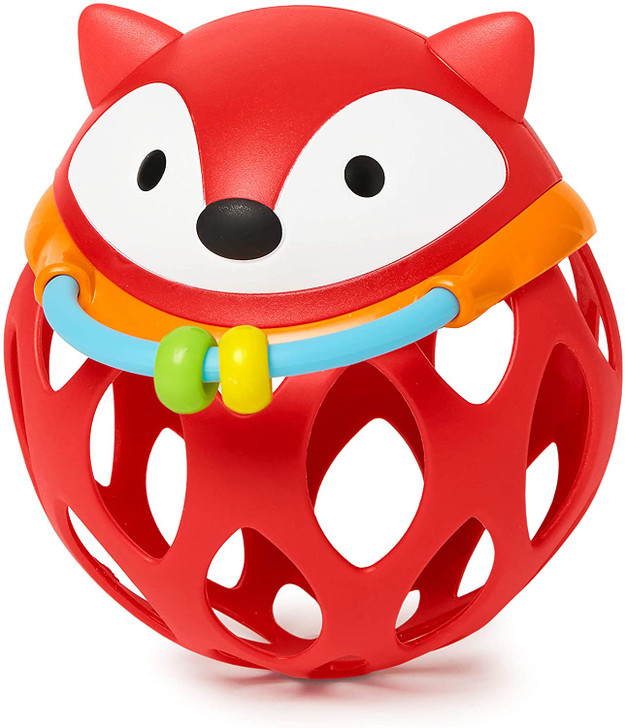 Skiphop Explore & More Roll Rattle- Eurobaby