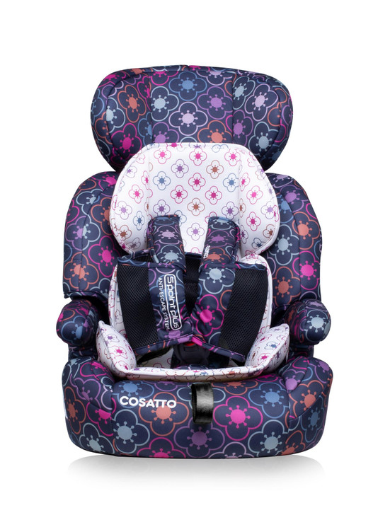 Cosatto Zoomi Group 123 Car Seat - Rosie