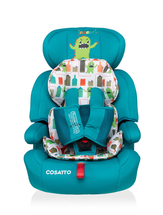 Cosatto Zoomi Group 123 Car Seat - Monster Arcade