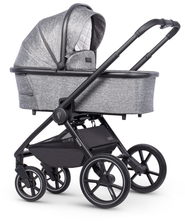 Venicci Tinum 2.0 Complete 3in1 Travel System - Magnetic Grey