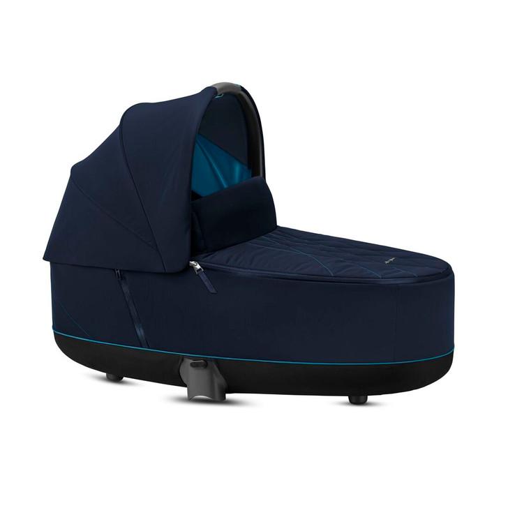 Cybex Priam Lux Carrycot - Nautical Blue