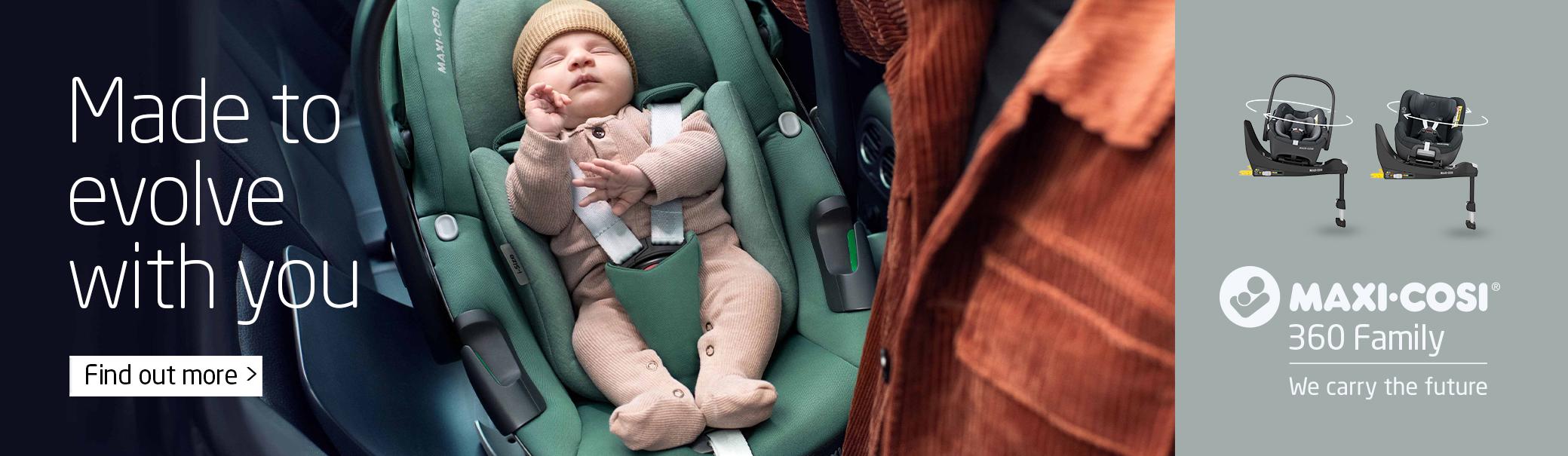 new maxi cosi 360 car seat