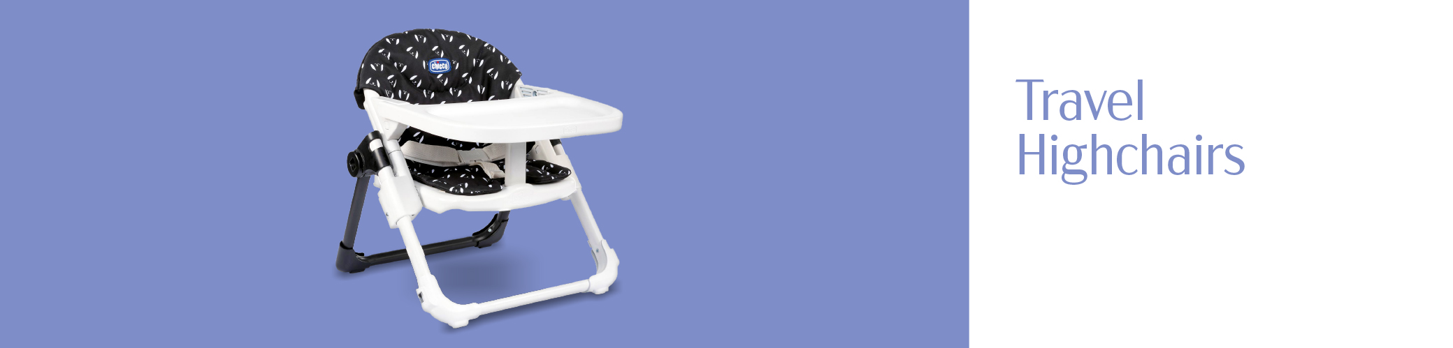 compact travel highchairs