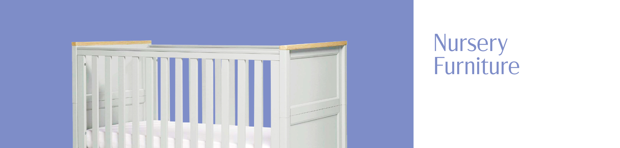baby nursery with cot dresser and wardrobe