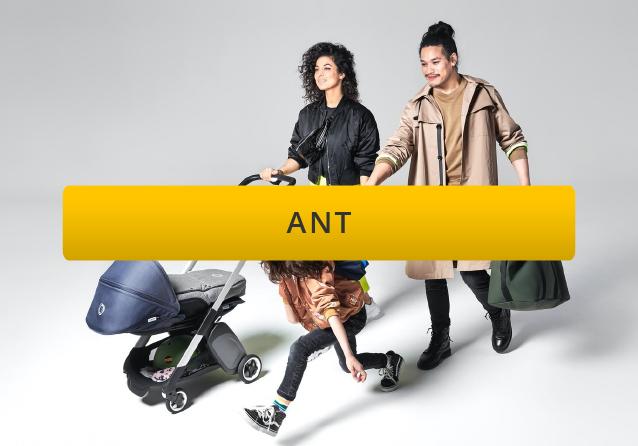 bugaboo ant - best travel stroller