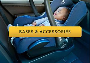 Maxi Cosi isofix bases car seat footmuffs