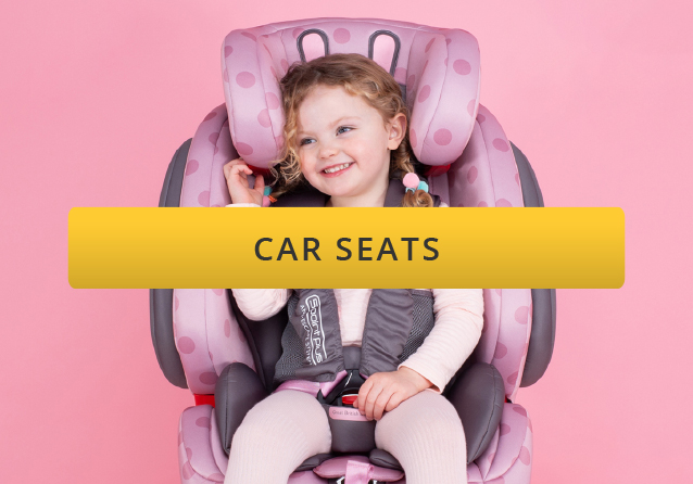 Cosatto baby and child car seats