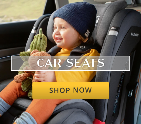 Car seats for children of all ages