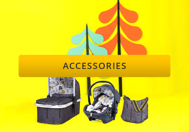 Cosatto baby changing bags and footmuffs