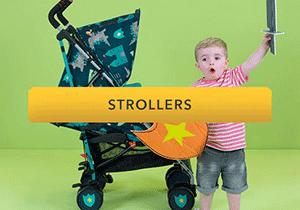 compact cosatto strollers