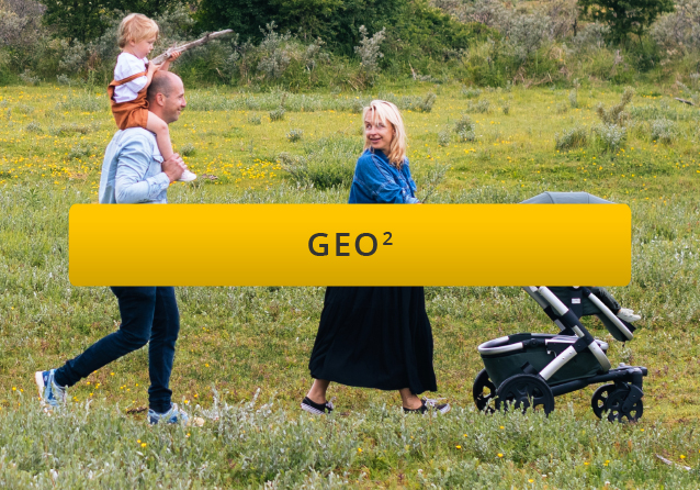 Joolz geo2 double buggy
