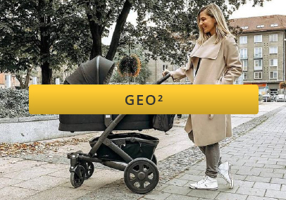 Joolz geo2 double buggy