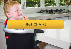 Phil&Ted Portable highchairs