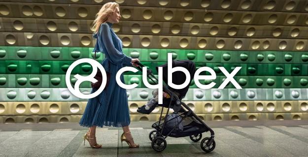 Cybex buggy