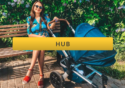 Joolz hub city pushchair